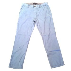 Tommy Hilfiger Pants - Tommy Hilfiger Chino Pants - Light Blue